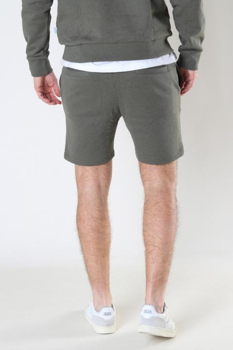 Kronstadt Knox jogger Recycle cotton shorts Sacramento