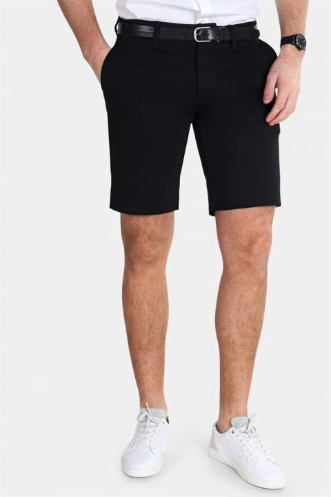 Image of Only & Sons Mark Shorts Black (1553085584-31)