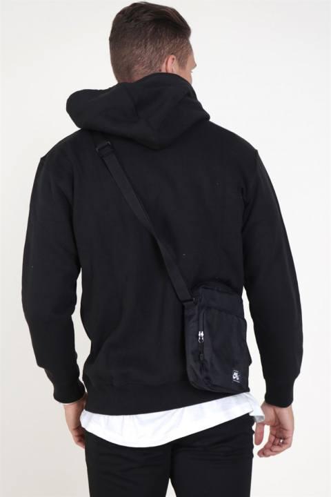 Jack & Jones Soft Sweat Hood Black