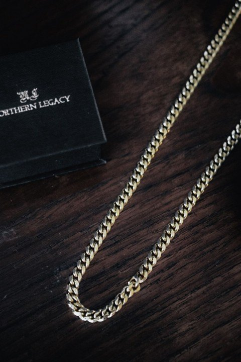 """Northern Legacy Sequence Halsband """"Gold"""""""