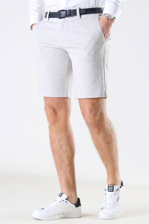 Image of Only & Sons Mark Shorts Chinchilla (1584957277-31)