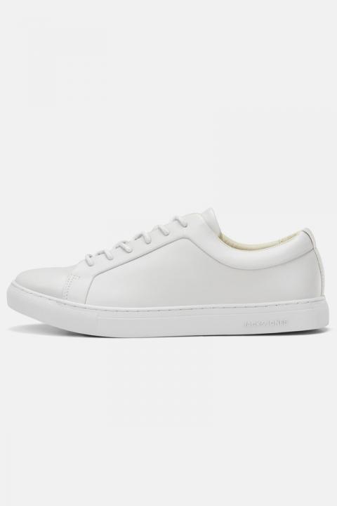 Jack & Jones Sputnik PU Sneakers Bright White