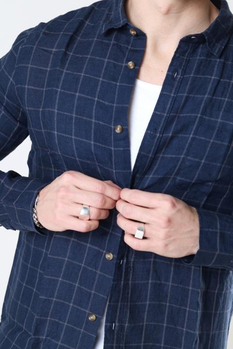 Tailored & Originals TOAlf LS Dark Sapphire