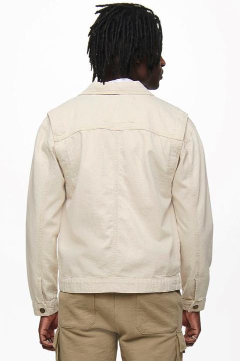ONLY & SONS ONSDALTON LIFE DENIM JACKET PK 8574 Raw Cotton