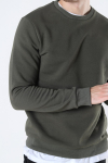 Only & Sons Ceres Life Crewneck Olive Night