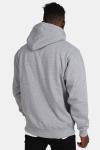 Basic Brand Hooded Tröja Oxford Grey