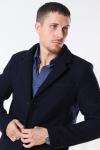 Tailored & Originals Sonny Plain Jacka Insignia Blue