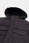 Just Junkies Oudo Jacket 060 - Antracite