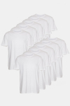 Denim Project T-shirt 10-Pack White