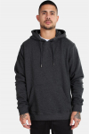 Klockaban Classics TB2392 Basic Terry Hoodie Charcoal
