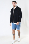 ONLY & SONS ONSKENNET LIFE LS LINEN OVERSHIRT NOOS Black
