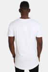 Klockaban Classics Tb638 T-shirt White