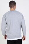 Denim Project Dot Crewneck Sweatshirt Grey