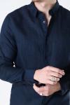 Tailored & Originals TOArmin LS Dark Sapphire