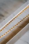 Northern Legacy Rope Halsband Guld