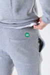 Kronstadt Knox jogger Recycle cotton shorts Twilight