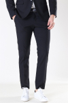Selected New One Mylo Logan Byxor Black