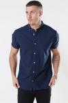 Jack & Jones Summer Skjorta S/S Navy Blazer