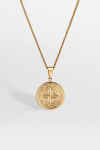 """Northern Legacy Knot Halsband """"Gold"""""""