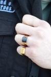 Northern Legacy Ringa Onyx Signature Black Gold