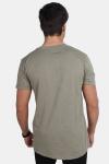 Clean Cut Kolding T-shirt S/S Dusty Green