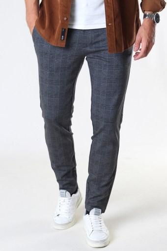 ONSMARK CHECK PANTS HY GW 9887 NOOS Black
