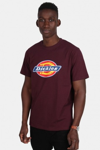 Horseshoe Tee Men Maroon