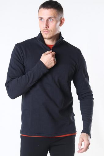 Tailored & Originals Theo LS Sticka Black