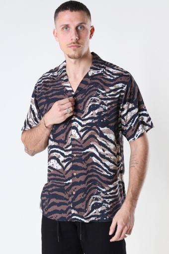Goda Shirt 118 - Brown