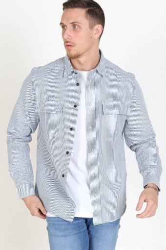 Tailored & Originals Ole Skjorta Off White