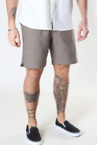 Bommy Bleek Shorts Brown