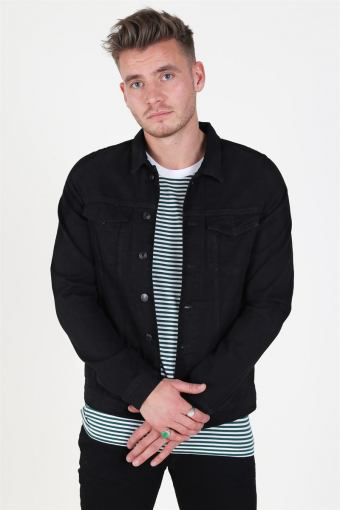 Denim Jacka Rolf Black