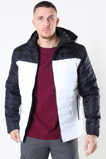 Puffer Jacket White