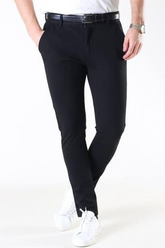Ponte Roma Plain Pants Black