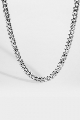 """Sequence Halsband """"Silver"""""""
