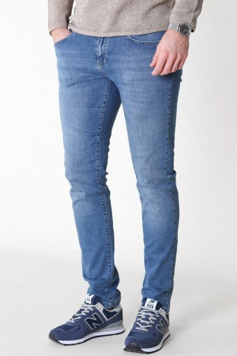 Matti Greak Jeans Midnight Blue