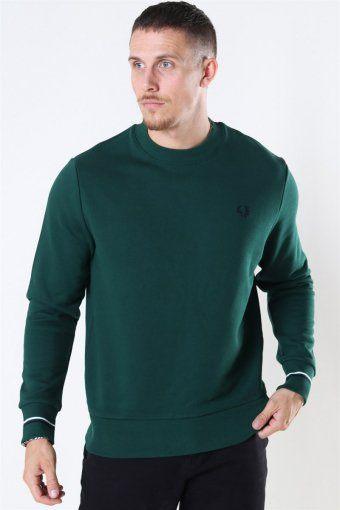Crew Neck Sweatshirt Ivy