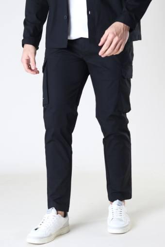 Milano Ripstop Stretch Pants Black