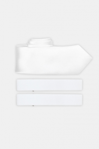Rutig & Armband White