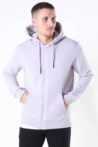 Ceres Zip Hoodie Sweat Raindrops