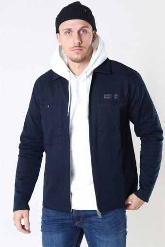 Kent Buzz Shirt Navy