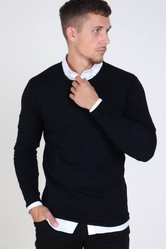 Tailored & originals Mont Sticka Black