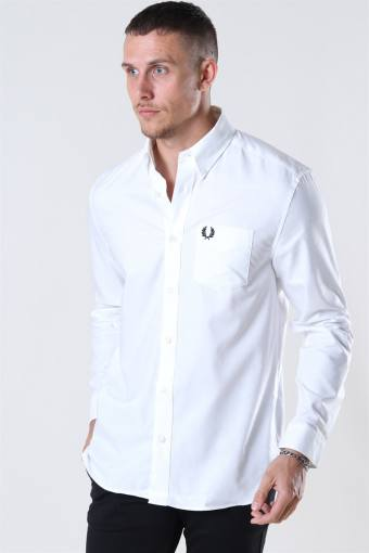 Oxford Skjorta White