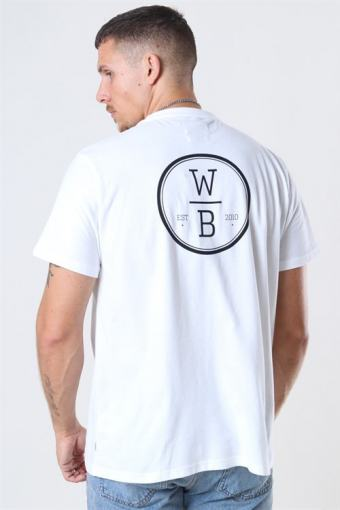 Our Aks Wirble T-shirt White