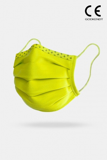 Supreme Line Face Cover Lime