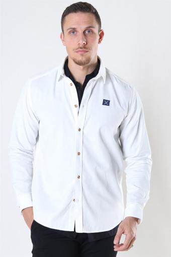 CordKlockaoy Shirt LS Ecru