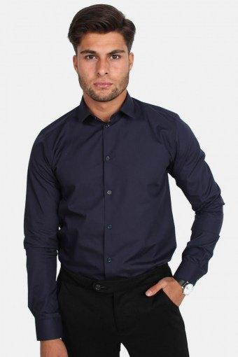 Tailored & Originals York Skjorta Insignia Blue