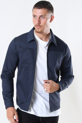Jack & Jones Phil Sweat Jacka Navy Blazer
