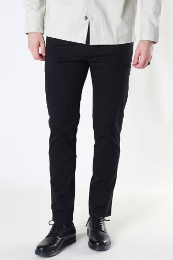 Milano Drake Stretch Pants Black