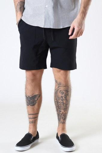 Lemo Shorts Ribstop 001 - Black